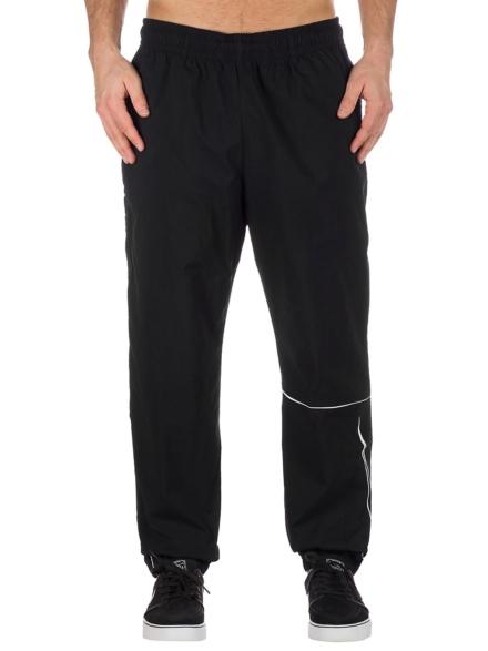 Nike Swoosh Jogging broek zwart
