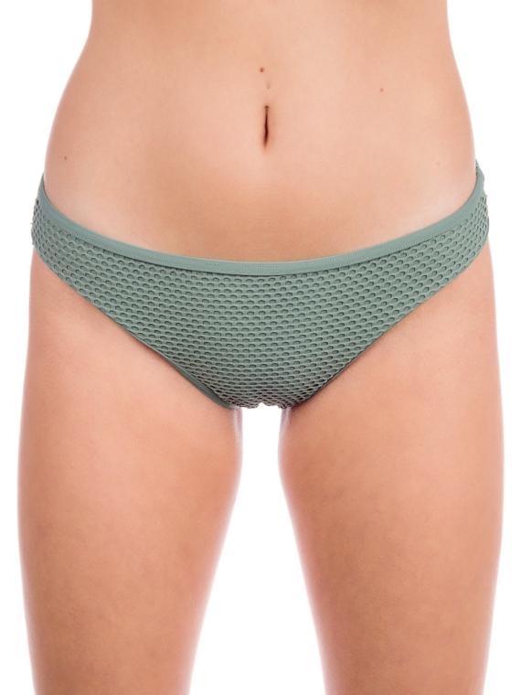 Roxy Garden Summers Full Bikini Bottom groen