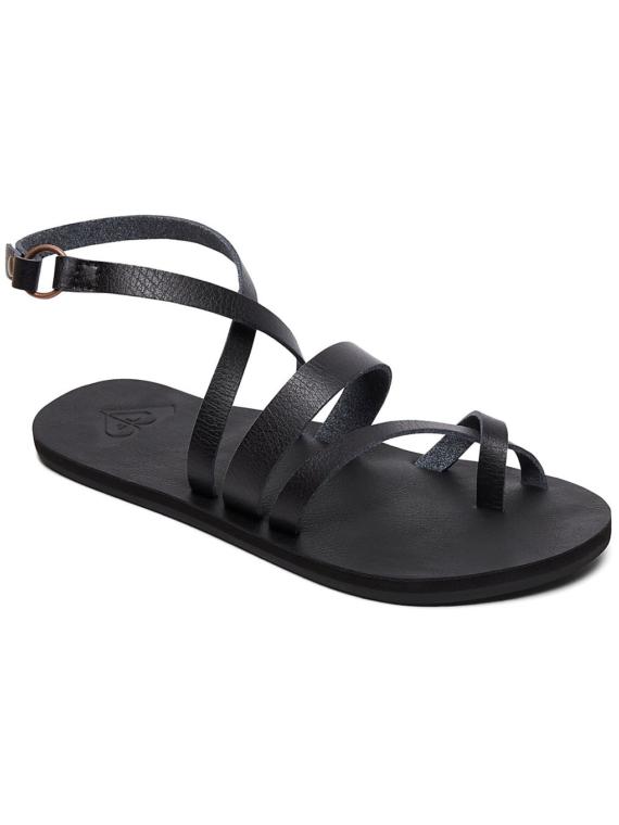 Roxy Rachelle slippers zwart