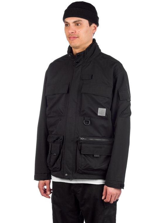 Carhartt WIP Elmwood Ski jas zwart