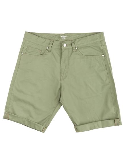 Carhartt WIP Swell korte broek groen