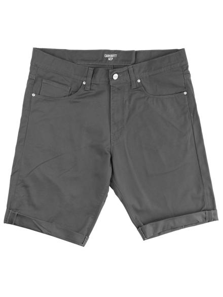 Carhartt WIP Swell korte broek zwart