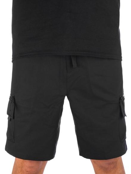 Carhartt WIP Elmwood korte broek zwart