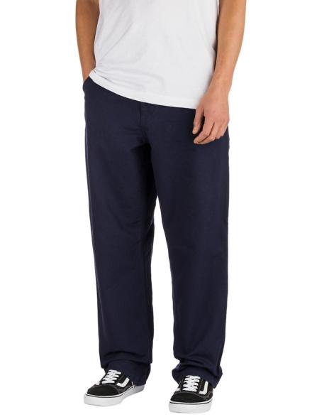 Carhartt WIP Single Knee broek blauw
