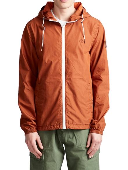 Element Alder Poplin Ski jas oranje