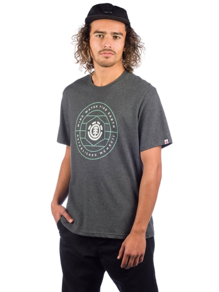 Element Swivel T-Shirt grijs