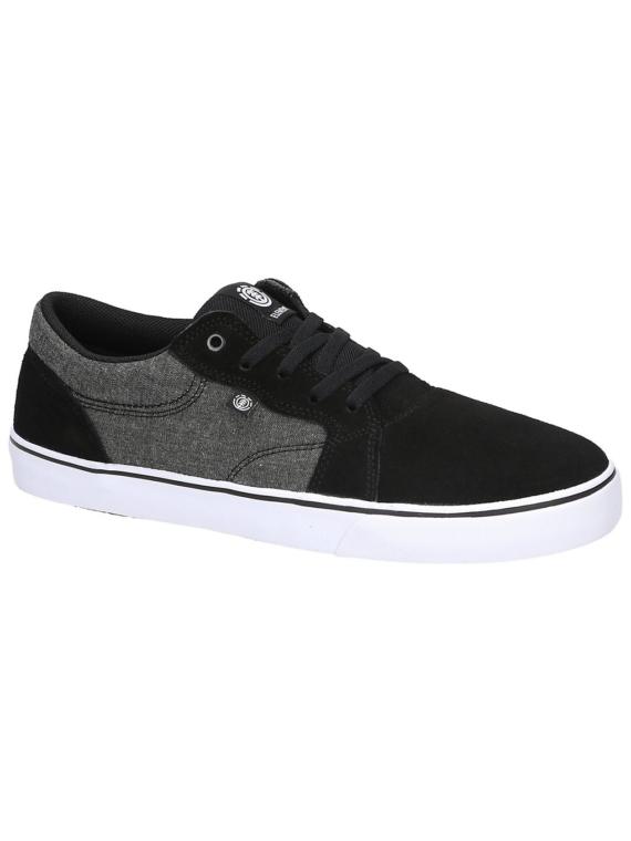 Element Wasso Sneakers zwart
