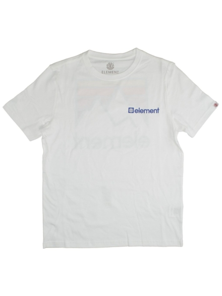 Element Joint T-Shirt wit