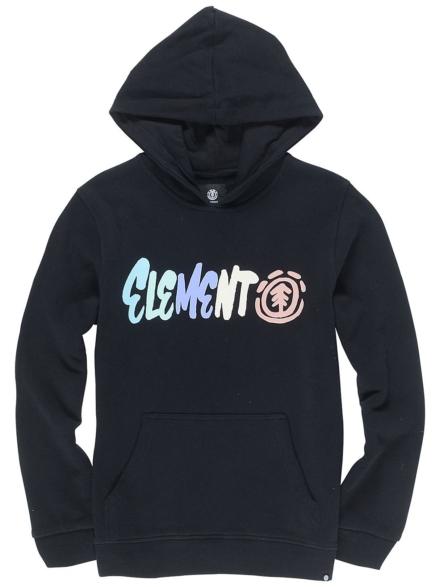 Element Chimp Hoodie zwart