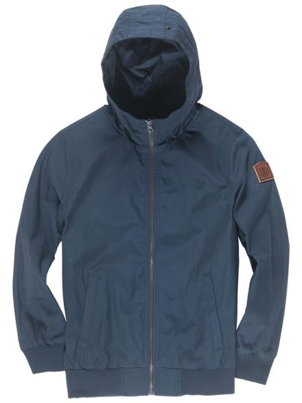 Element Barrow Light Ski jas blauw