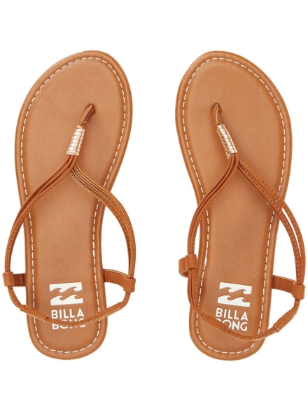 Billabong Strand Walk slippers bruin