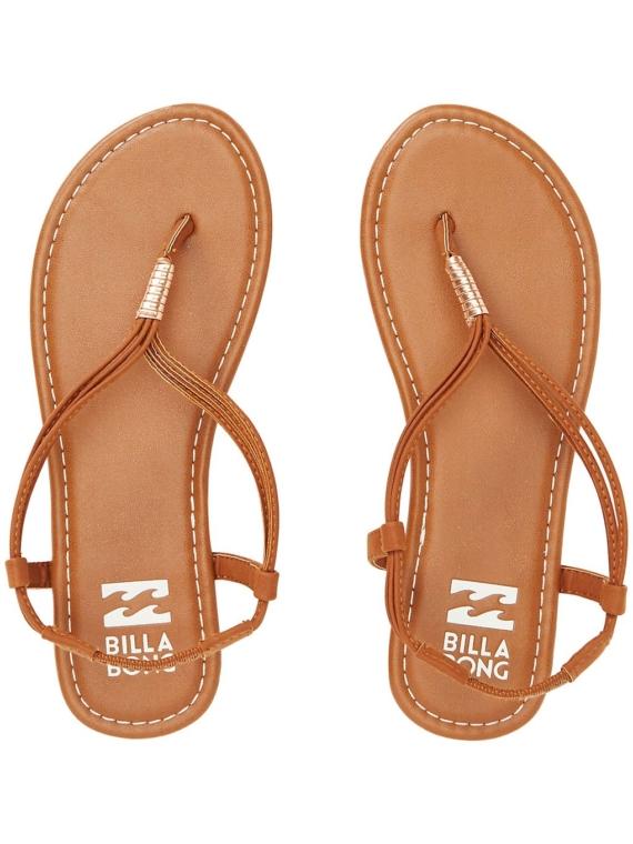 Billabong Strand Walk slippers bruin