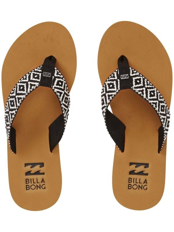 Billabong Baja slippers bruin