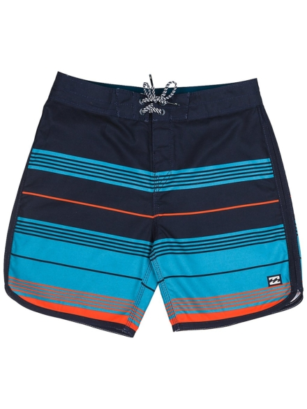 Billabong 73 Stripe OG Boardshorts oranje