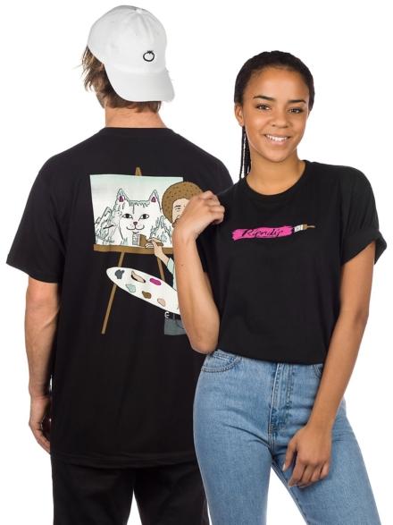 RIPNDIP Ross T-Shirt zwart