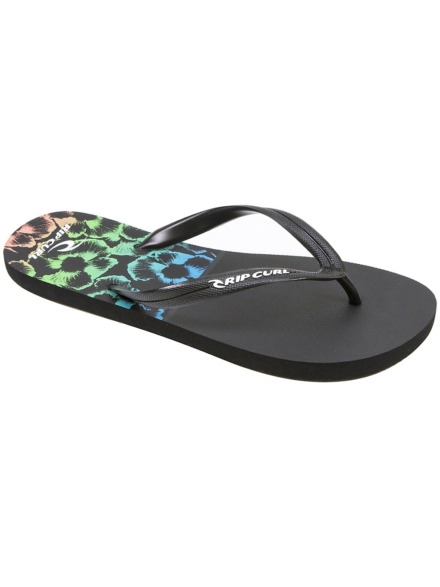 Rip Curl Haze slippers zwart