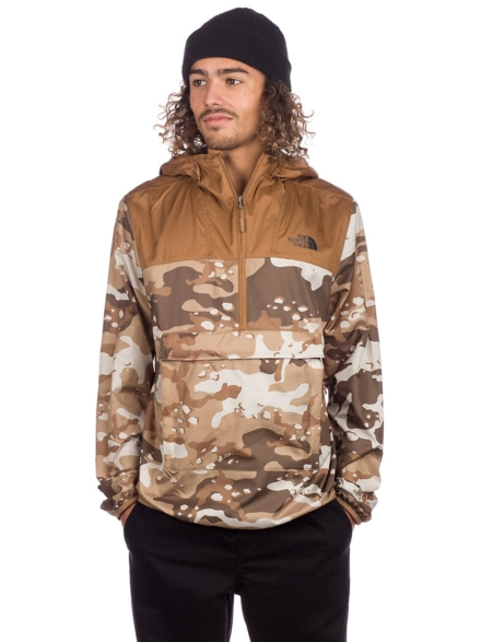 THE NORTH FACE Novelty Anorak camouflage