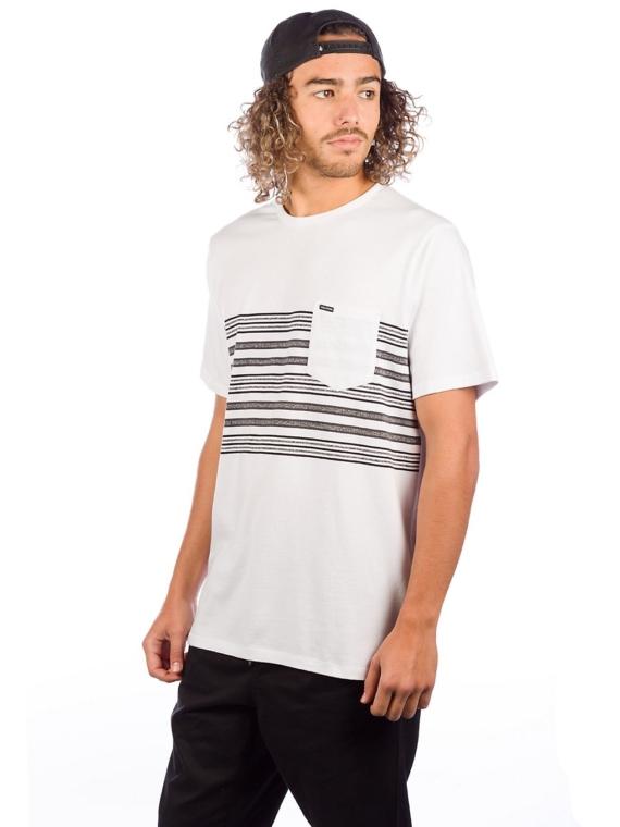 Volcom Forzee Crew T-Shirt wit
