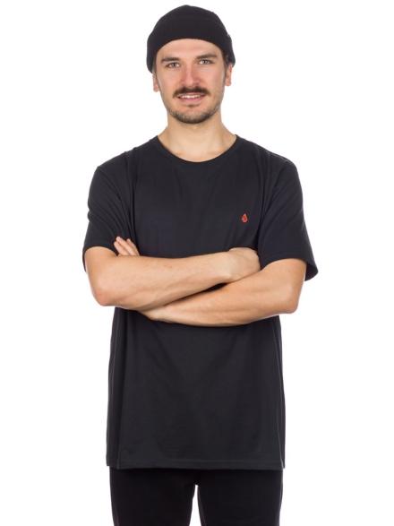 Volcom Stone Blank Bsc T-Shirt zwart