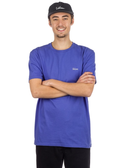 Volcom Impression LTW T-Shirt paars
