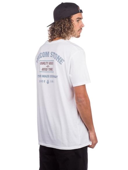 Volcom Volometry LTW T-Shirt wit