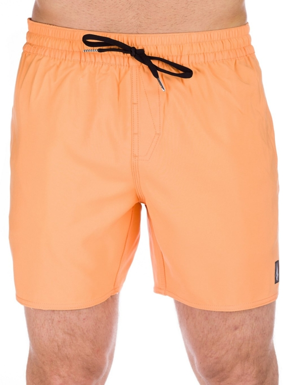 "Volcom Lido Volley 16"" Boardshorts oranje"