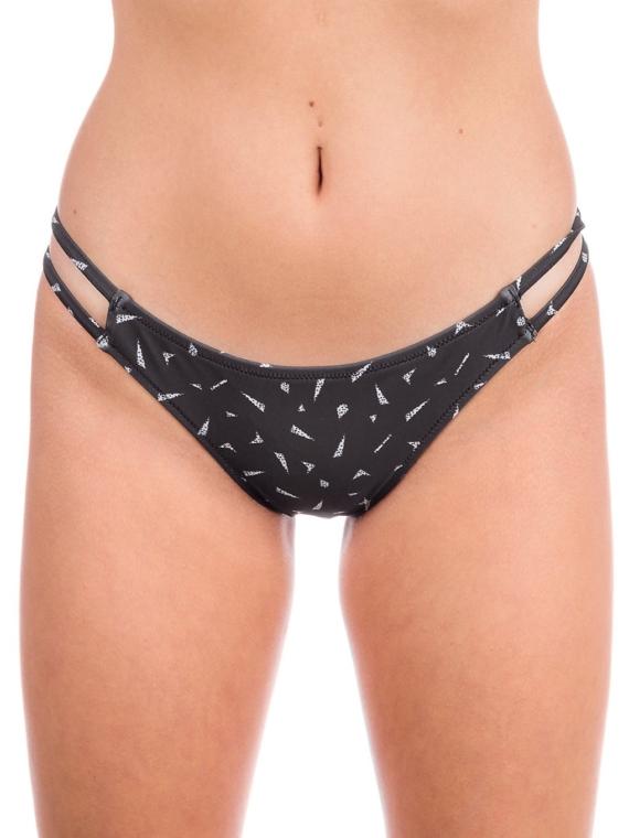 Volcom Geo Thang Hipster Bikini Bottom zwart