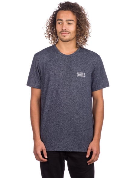 O'Neill 3 Logo Essential T-Shirt blauw