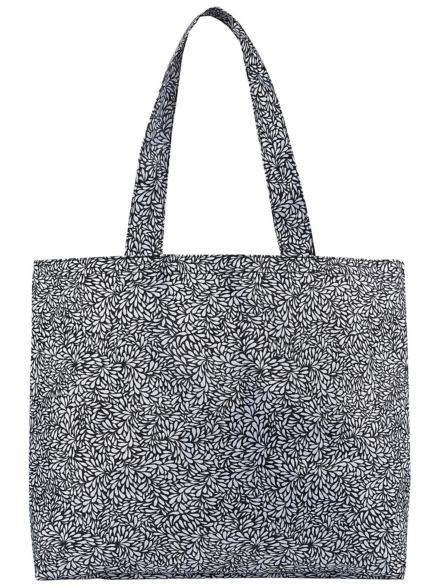 O'Neill Aop Shopper tas wit