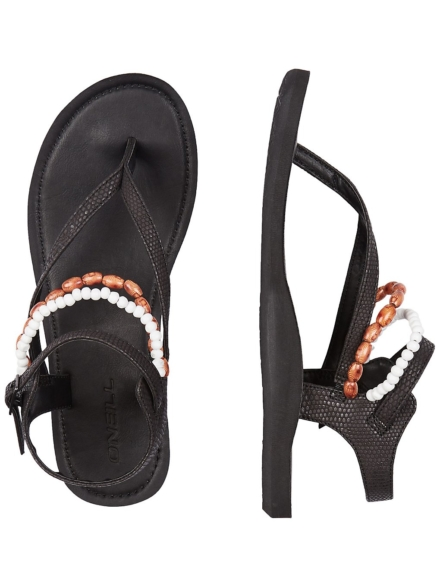 O'Neill Batida Beads slippers zwart