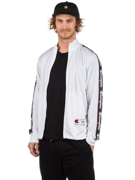 Champion Athleisure Track Ski jas wit
