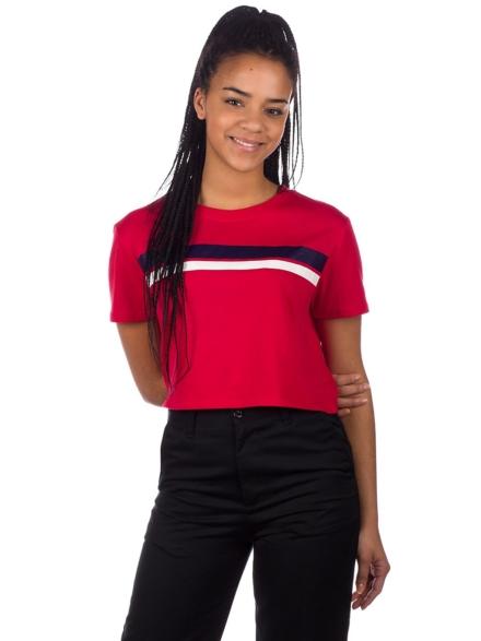 Zine Quinn T-Shirt rood