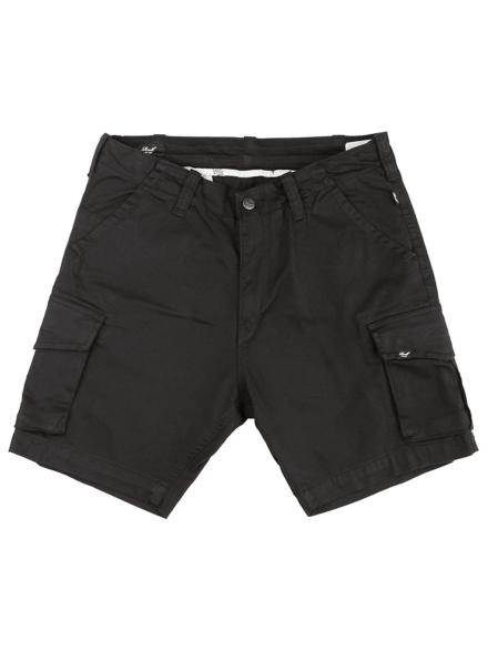 REELL City Cargo ST korte broek zwart