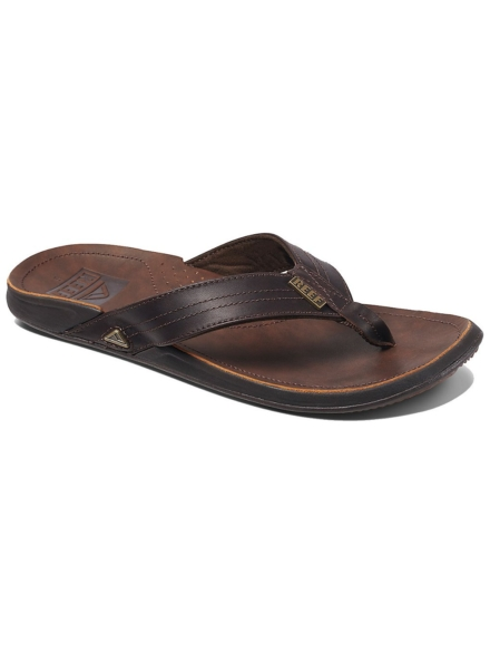 Reef J-Bay III slippers bruin