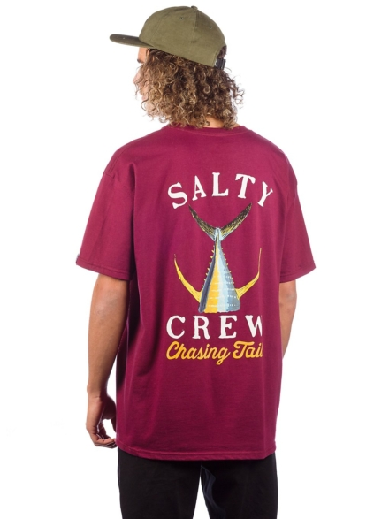 Salty Crew Tailed T-Shirt rood