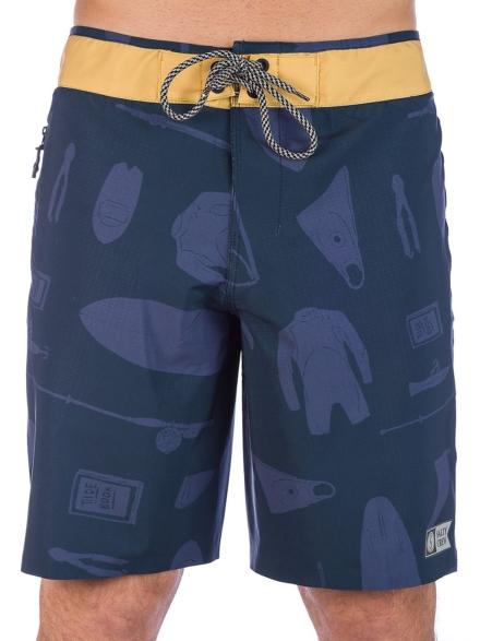 Salty Crew Pacifica Boardshorts blauw