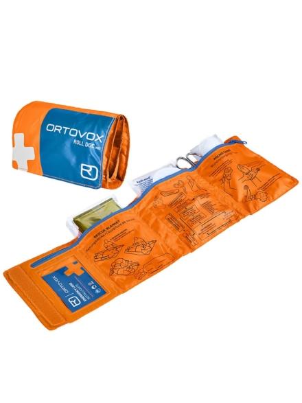 Ortovox First Aid Roll Doc Mid oranje
