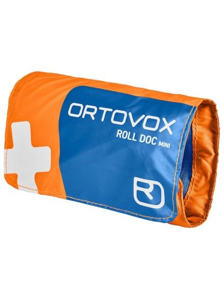 Ortovox First Aid Roll Doc Mini oranje