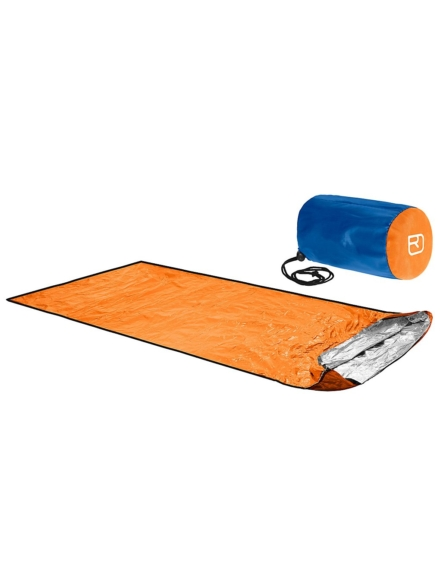 Ortovox Bivy Ultralight oranje
