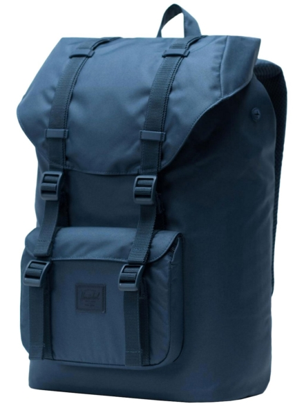 Herschel Little America Mid-Volume Light rugtas blauw