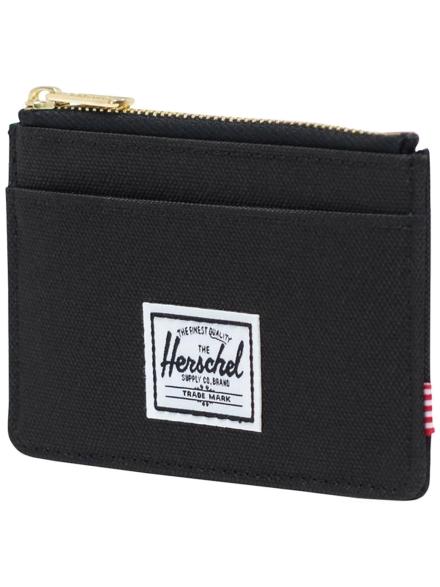 Herschel Oscar RFID Portemonnee zwart