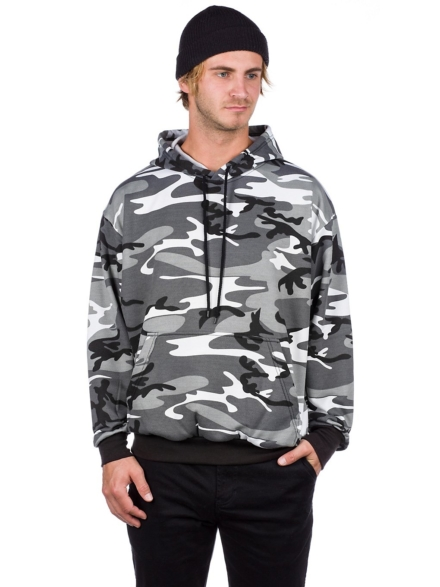 Rothco New Pullover Camo Hoodie camouflage