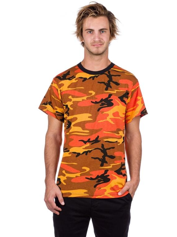 Rothco Camo T-Shirt camouflage