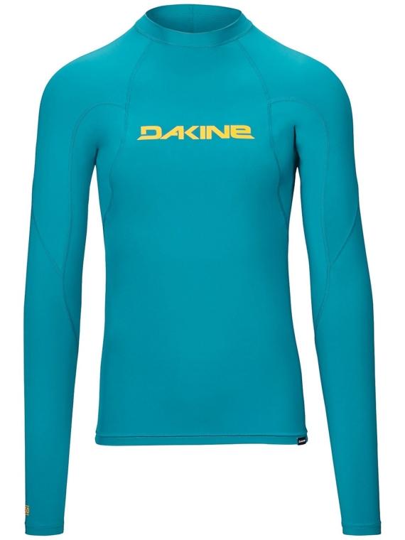 Dakine Heavy Duty Snug Fit Lycra met lange mouwen blauw