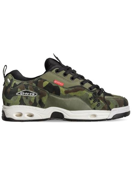 Globe CT-IV Classic Skate schoenen camouflage