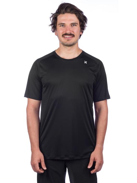 Hurley Quick Dry T-Shirt zwart
