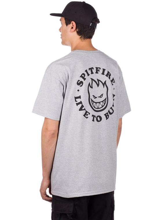 Spitfire Bighead LTB T-Shirt grijs