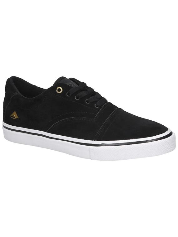 Emerica Provider Skate schoenen zwart