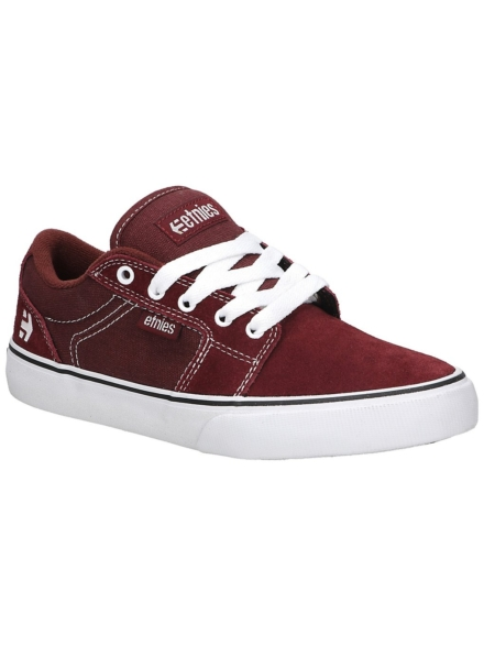 Etnies Barge met lange mouwen Sneakers rood