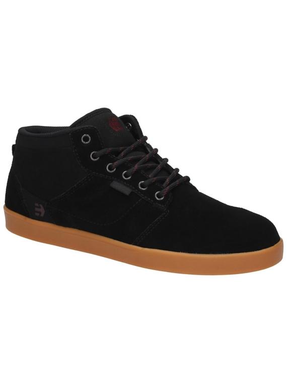 Etnies Jefferson Mid Skate schoenen zwart